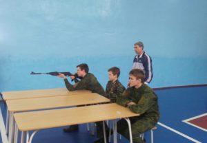 Открытый турнир Ростовской области по пулевой стрельбе в г. Пролетарске