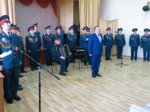 Концерт Хора Ветеранов