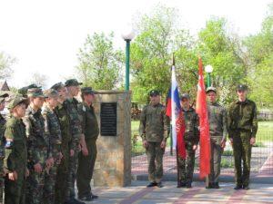 Однодневный пеший поход по местам боевой славы Орловского района