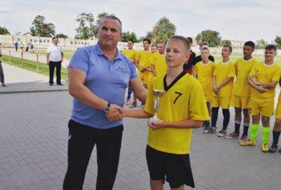 Районные соревнования по футболу среди юношей 2002 – 2005 г. р.