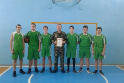 Районные соревнования по баскетболу, среди учебных заведений Орловского района.