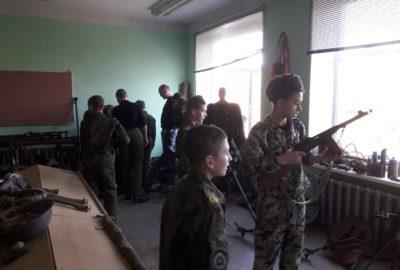 Музей вооружения и амуниции ВОВ